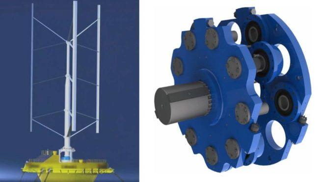 REICH-news Neuentwicklung Elbo Für Großantriebe In Offshore-windkraftanlagen Und Seilwinden Main