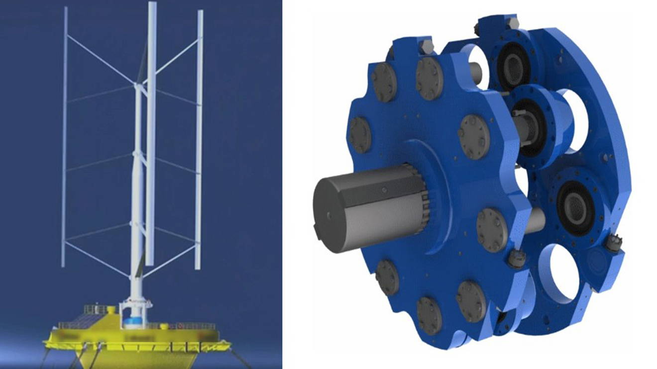 REICH news neuentwicklung elbo für großantriebe in offshore windkraftanlagen und seilwinden main - New ELBO Development for Large-Scale Drives in Offshore Wind Turbines and Rope Winches