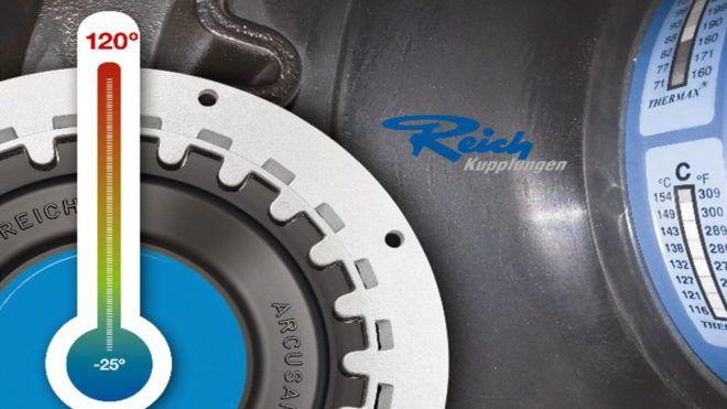 REICH news neues y elastomer verlängert standzeit von bewährter arcusaflex kupplung ums 7fache main 660x371 - Новости