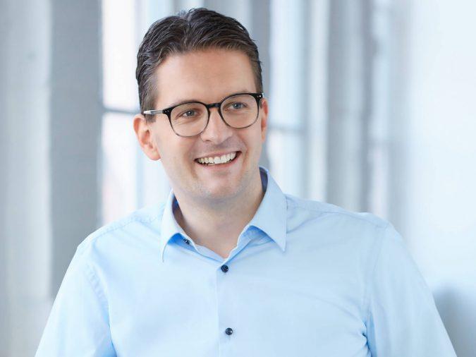 Кристиан Райх – коммерческий директор